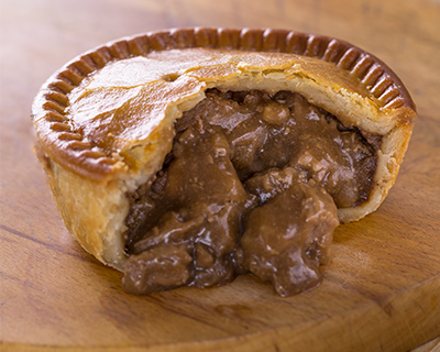 Jones Pies Steak & Ale Pie